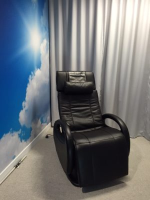 Fauteuil de massage AT FX2 ZeroG 5