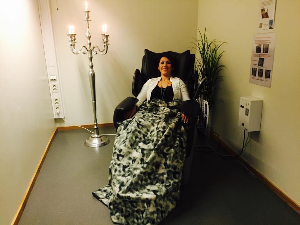 Fauteuil de massage Fuji Monnayeur PRO 13