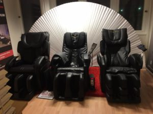 Fauteuil de massage Fuji Monnayeur PRO 5