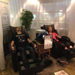 Fauteuil de massage Fuji Monnayeur PRO 2
