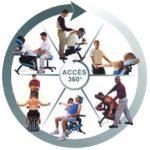 Chaise de massage Oakworks Portal Pro 3
