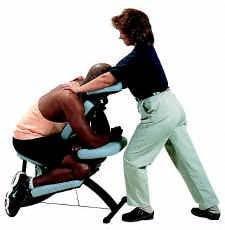 Chaise de massage Oakworks Portal Pro 2