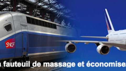 Venez essayer un fauteuil de massage et économisez jusqu'à 300€ !!