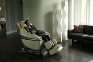 Fauteuil de massage Inada Sogno Dreamwave + 3