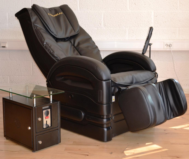 Fauteuil de massage Fuji Monnayeur PRO 12
