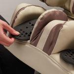 Fauteuil de massage Inada Dreamwave 11