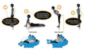 Fauteuil de massage Inada 3S Flex 13