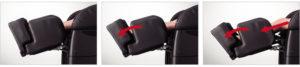Fauteuil de massage Fujiiryoki EC 3900 8