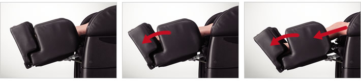 Fauteuil de massage Fujiiryoki EC 3900 7