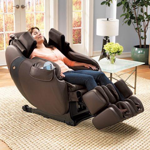 Les fauteuils de massage : Quels bienfaits ?