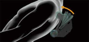 Fauteuil de massage Inada 3S Flex 14