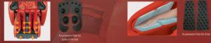 Fauteuil de massage Inada i12 HCP S878 8