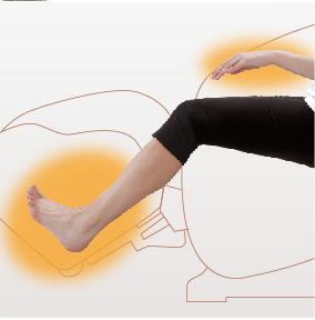 Fauteuil de massage Inada i12 HCP S878 7