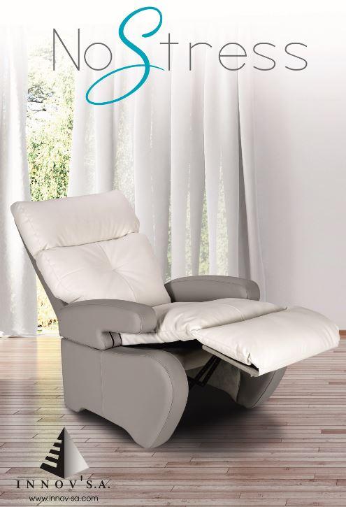 Fauteuil de Relaxation No Stress 8