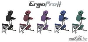 Chaise de massage Stronglite Ergo Pro 2 7