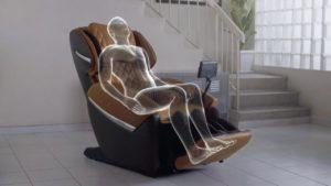 Fauteuil de massage AT 6020 12
