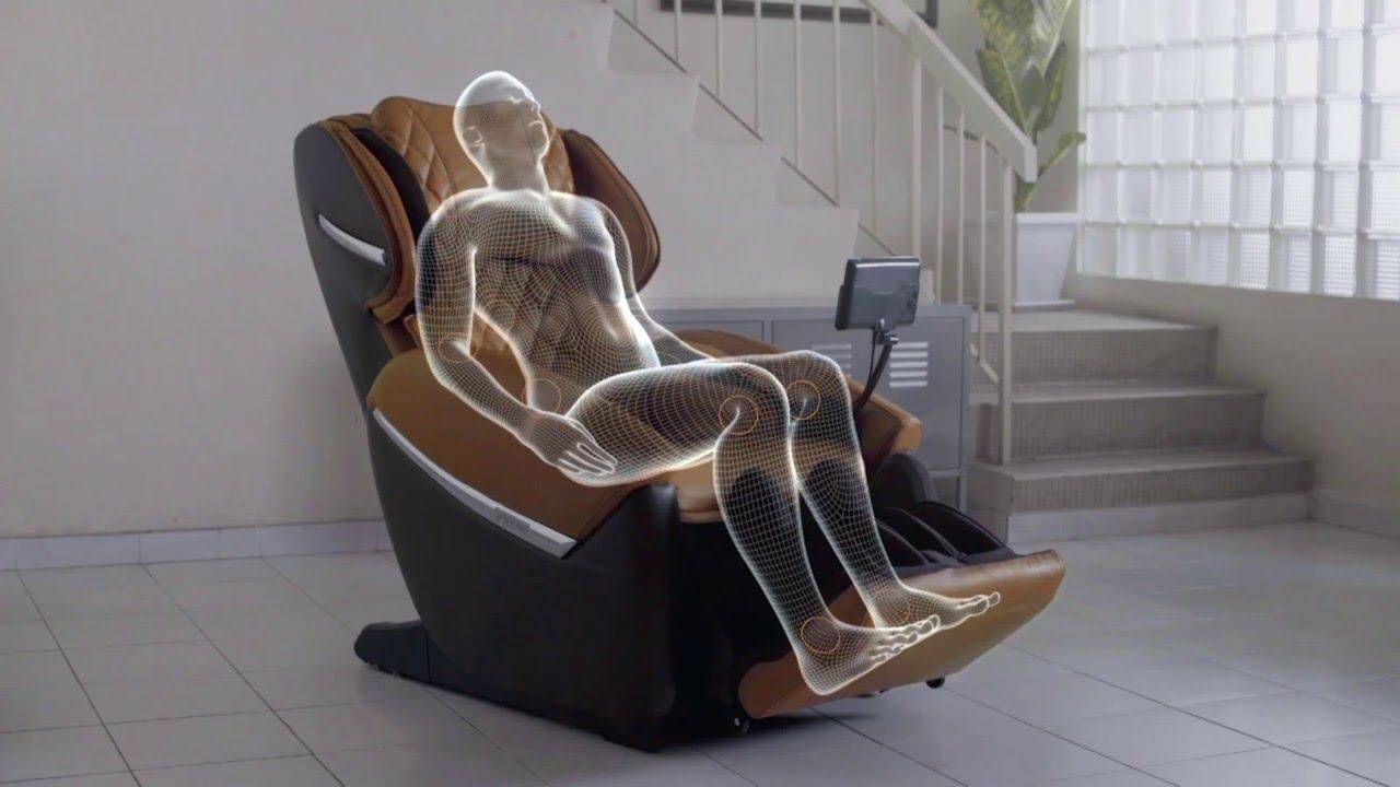 Fauteuil de massage AT 6020 11