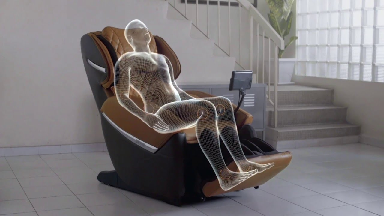 Fauteuil de massage AT 6020 ZeroG 14