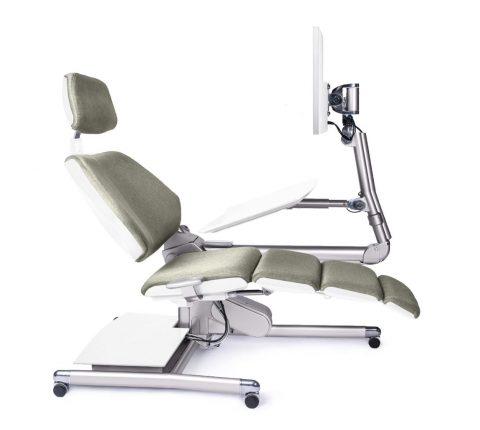 Altwork Station, le fauteuil massant de bureau du futur à 6900$
