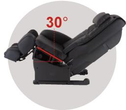 Fauteuil de massage SANYO DR 5700 monnayeur PROFESSIONNEL 8