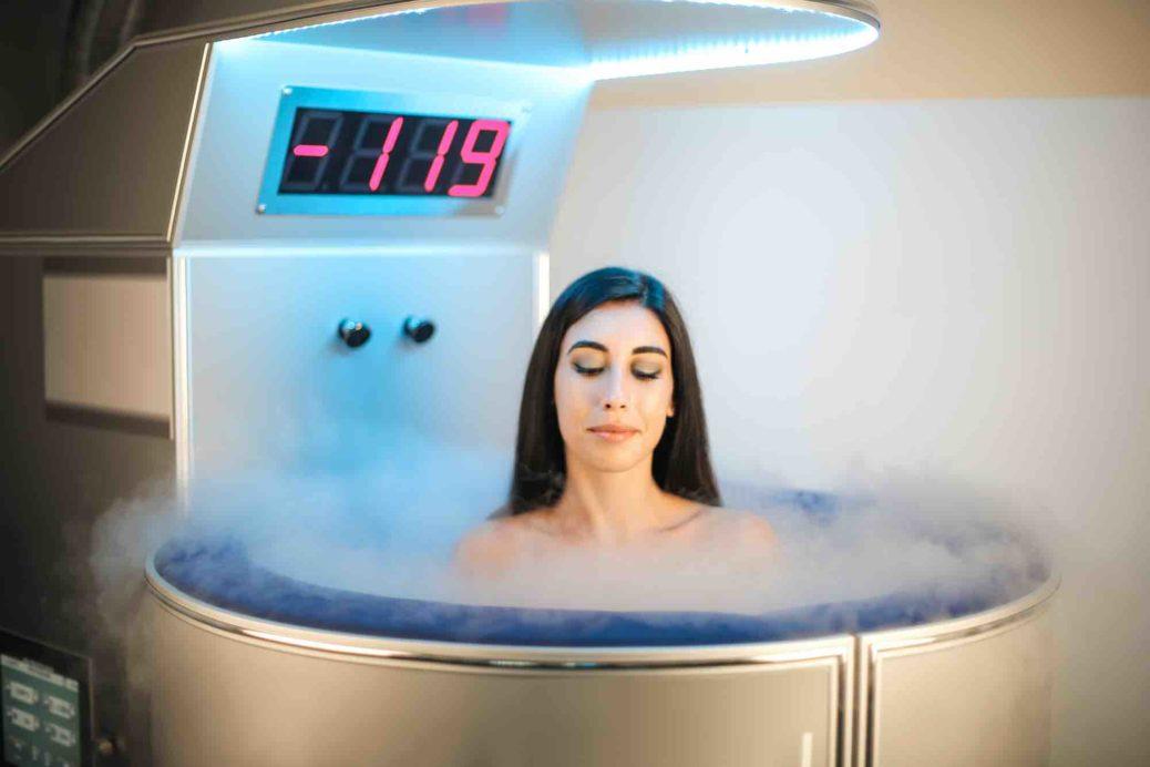 La cryothérapie : le froid pour soulager le mal de dos ?