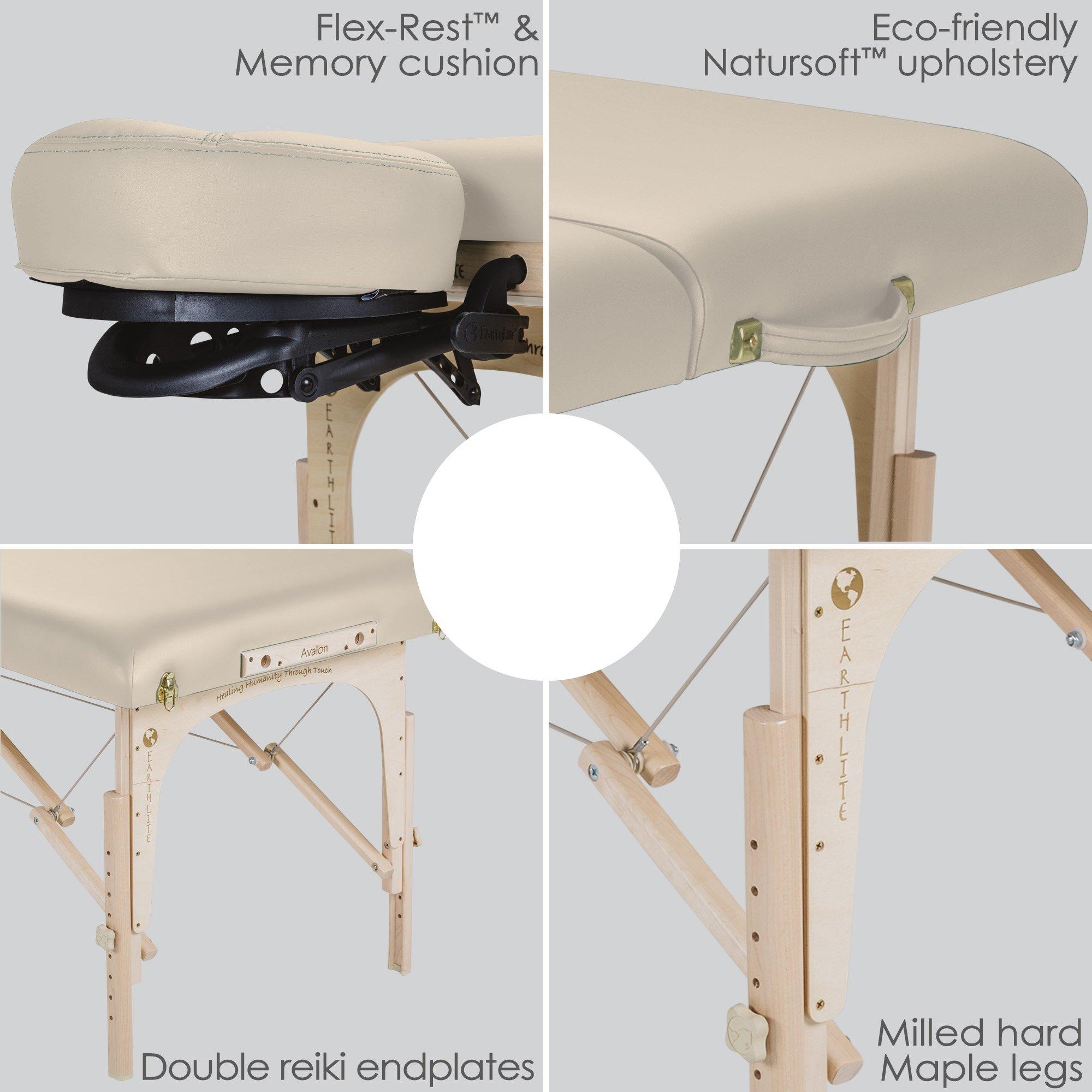 Table de massage Earthlite Avalon 4