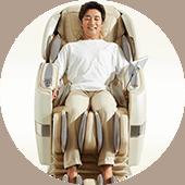 Fauteuil de massage AT628 ZeroG 37