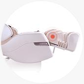 Fauteuil massant Alpha Techno AT629 Sensor ZeroG 35