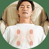 Fauteuil de massage AT628 ZeroG 32