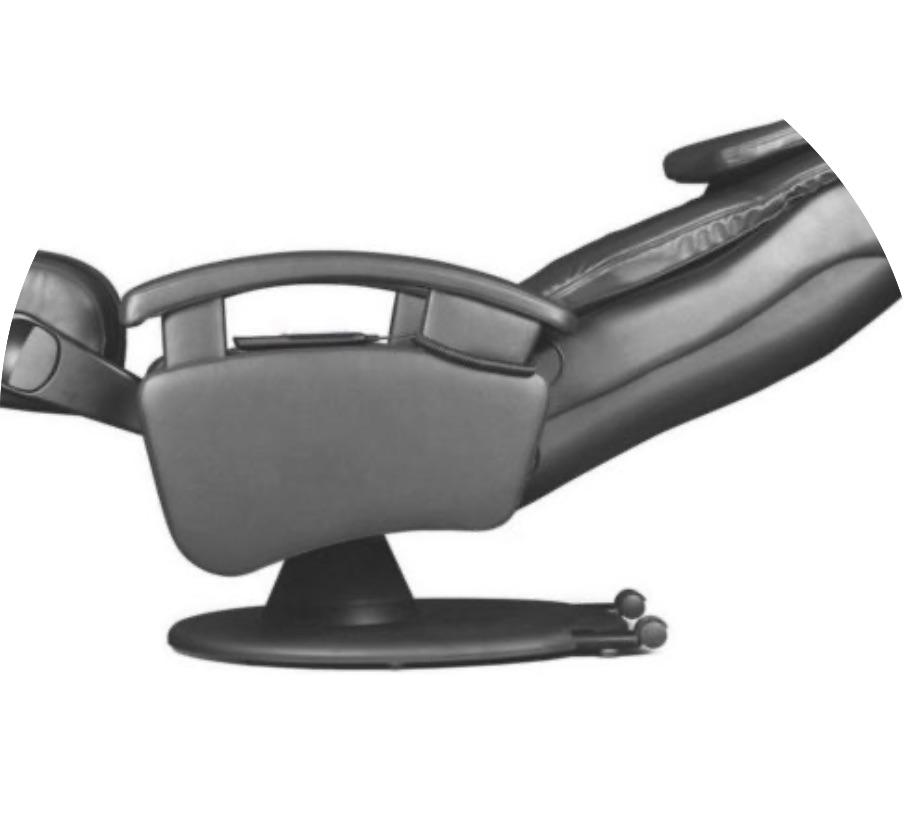 Fauteuil de massage Alpha techno AT 599 i 25