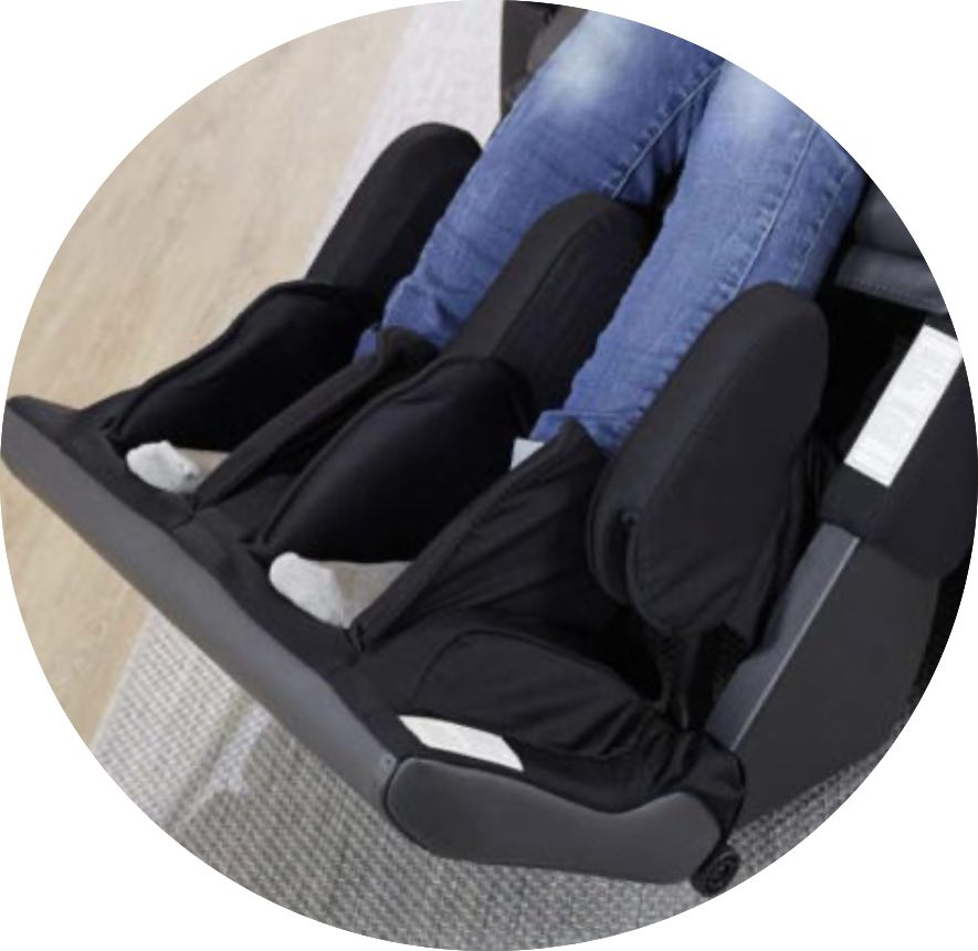 Fauteuil de massage AT 6020 ZeroG 36