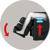 Fauteuil de Massage Panasonic EP-MA53 26