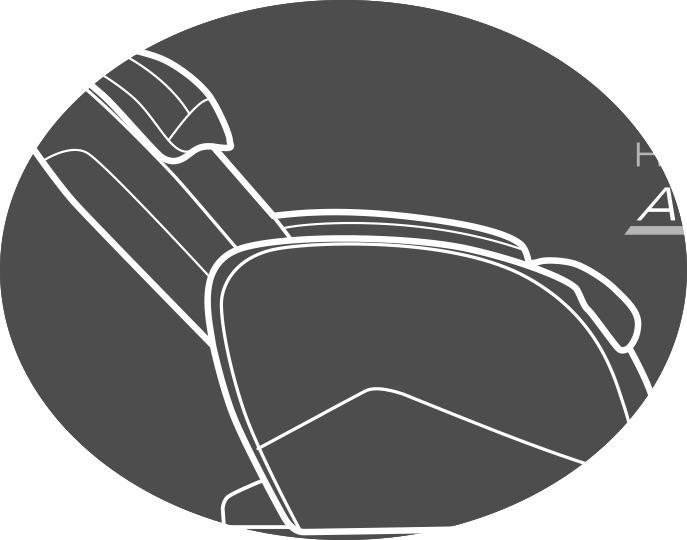 Fauteuil de massage Ijoy AT 90 19
