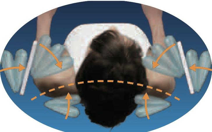 Fauteuil de massage Inada 3S Flex occasion 45