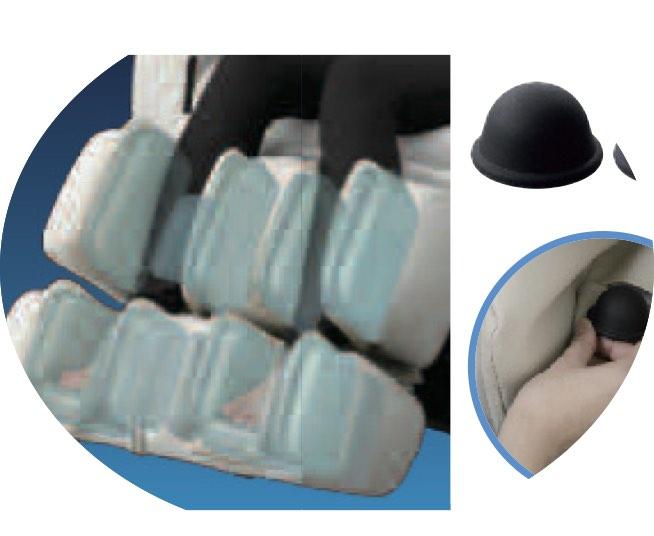Fauteuil de massage Inada 3S Flex occasion 48
