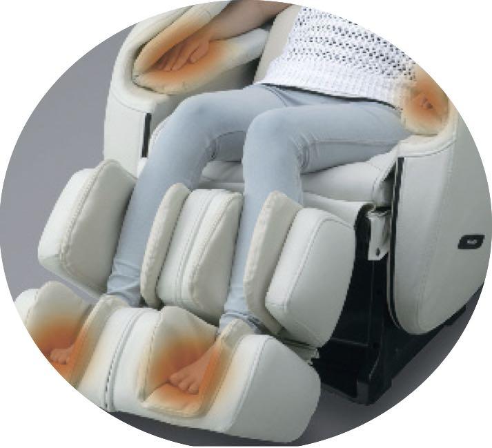 Fauteuil de massage Inada 3S 55