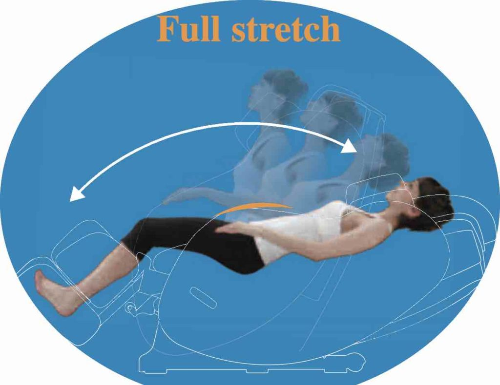 Fauteuil de massage Inada 3S Flex occasion 41