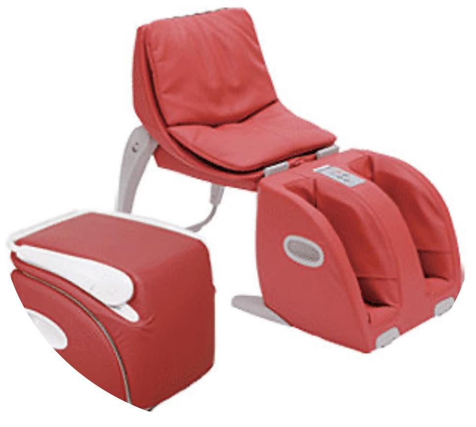 Fauteuil de massage Inada CUBE plus expo 23