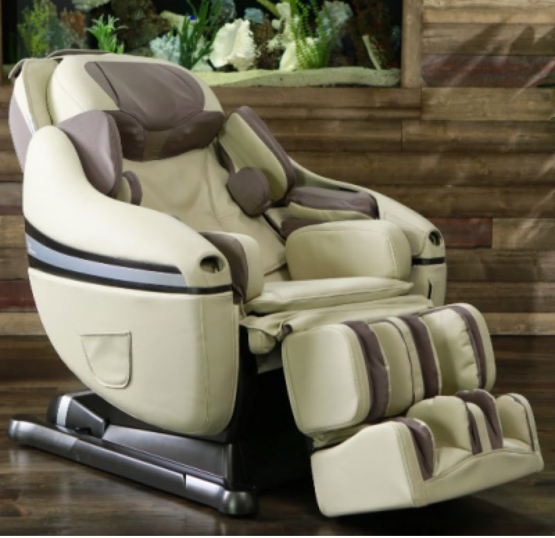 Fauteuil de massage Inada Sogno Dreamwave + 15