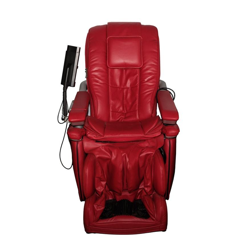 Fauteuil de Massage Inada D6 Robostic 10