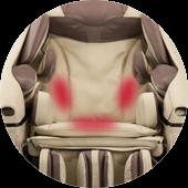Fauteuil de massage Inada Sogno Dreamwave occasion 45