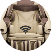 Fauteuil de massage Inada Sogno Dreamwave occasion 43
