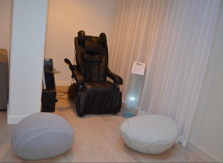Location longue durée de fauteuils de massage 1