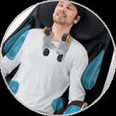 Fauteuil de massage Panasonic EP-MA70 42