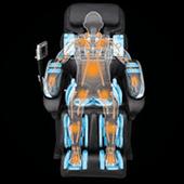 Fauteuil de massage Panasonic EP-MA70 41