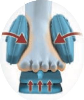 Fauteuil de Massage Inada D27 26