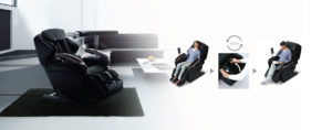 Fauteuil de massage Panasonic EP-MA70 13