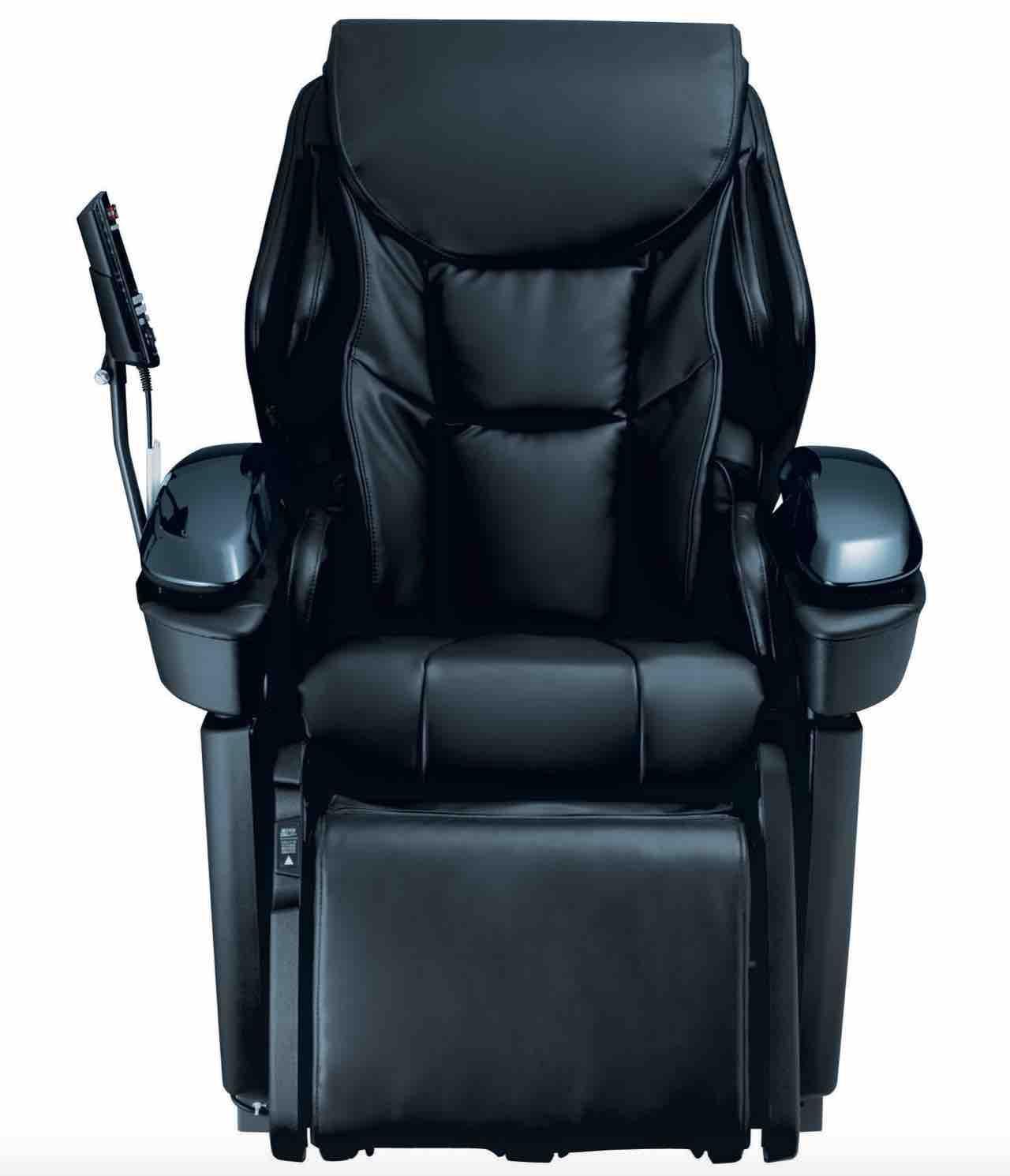 Fauteuil de massage panasonic ep ma70 real pro stone - Meilleur siege massant ...