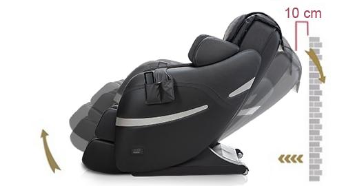 Fauteuil massant Positive Posture Brio Sport Zero G expo 38