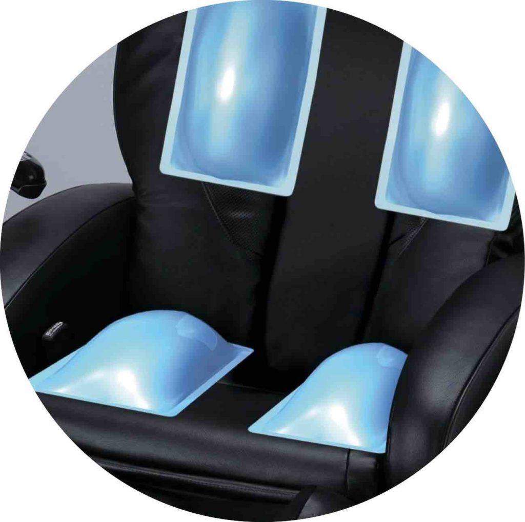 Fauteuil de Massage Sanyo DR7700 ZéroG 30